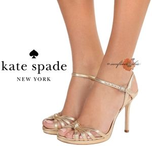 🆕️Kate Spade Florence Strappy Sandals